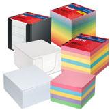 Кубчета бели и цветни
