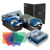 Кутии и поставки за дискети, CD/DVD, за стена и компютри
