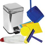 Почистващи и хигиенни аксесоари