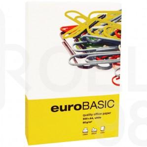Копирна хартия EURO BASIC, A4