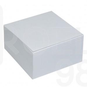 Кубче бяло, 500 л., офсет
