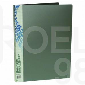 Визитник NOKI с индекси за 480 визитки