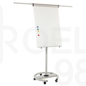 Флипчарт мобилен Rocada RD617, магнитен, с две рамена, 66(180) х 104 см