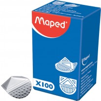 Защитно ъгълче за документи Maped, 100 бр.