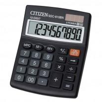 Калкулатор Citizen SDC 810N, 10 разряден