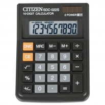 Калкулатор Citizen SDC 022S, 10 разряден