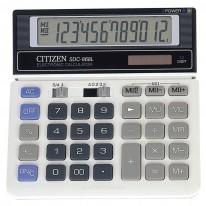 Калкулатор Citizen SDC 868L, 12 разряден
