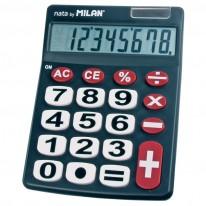Калкулатор Milan 151708 BL, 8 разряден