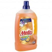 Почистващ препарат за ламинат Medix, 1.5 л.